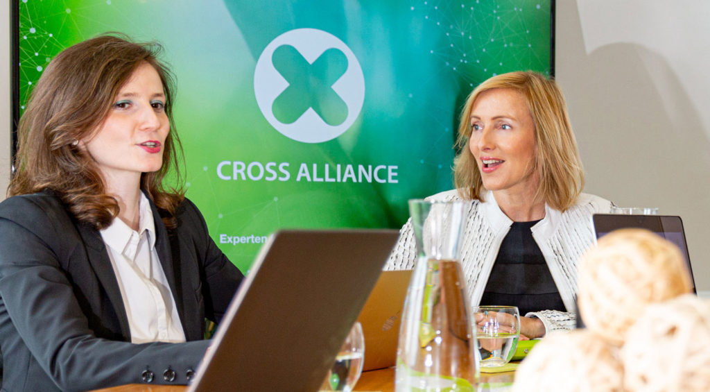 cross alliance areas of expertise header