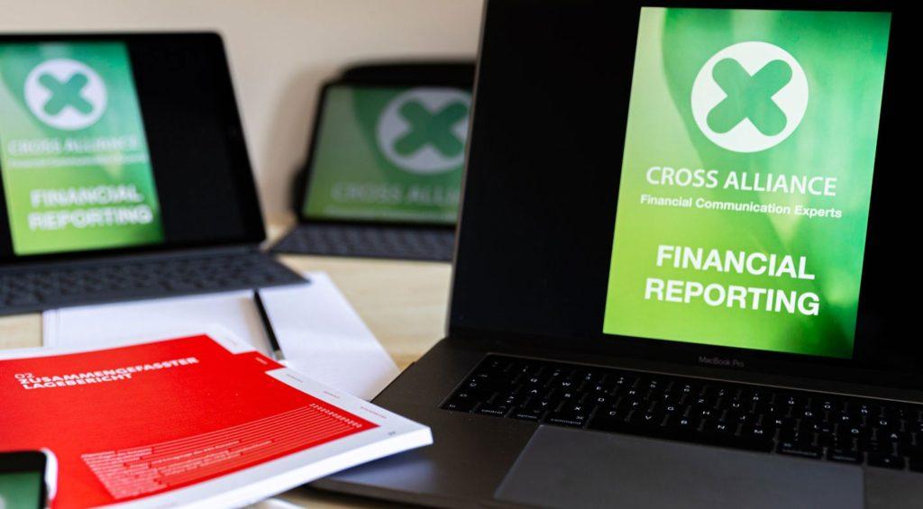 CROSS ALLIANCE | Financial Reporting